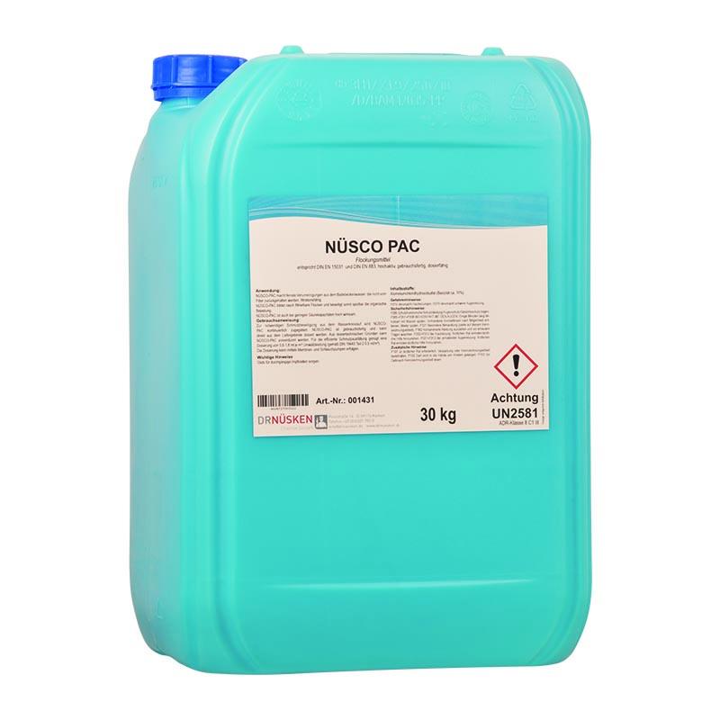 Nüscofloc-PAC  Flockungsmittel