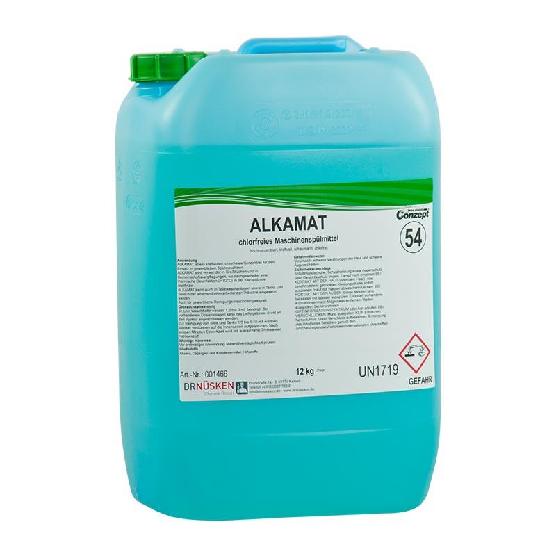 Alkamat chlorfreies alkalisches Maschinenspülmittel
