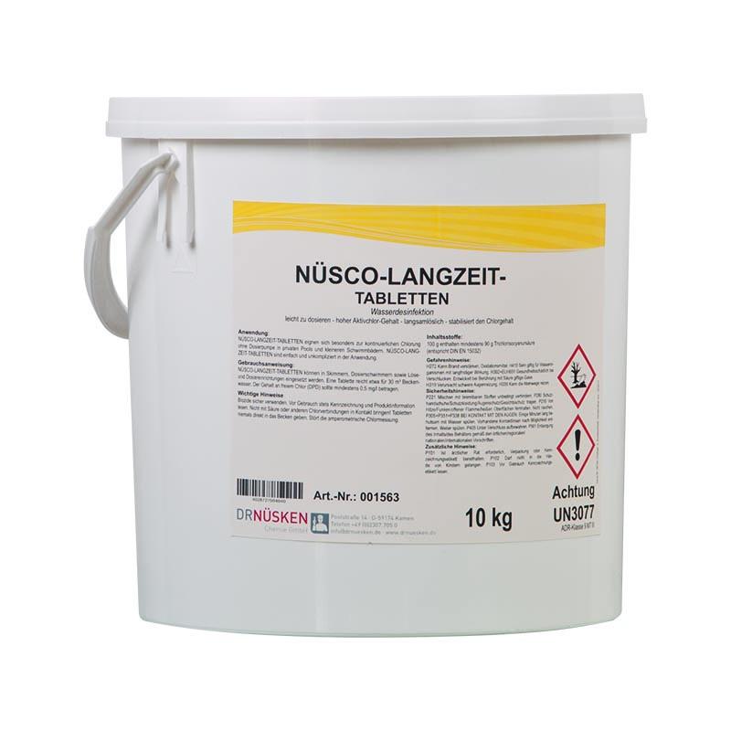 Nüscochlor-Langzeittabletten für den Privatbereich