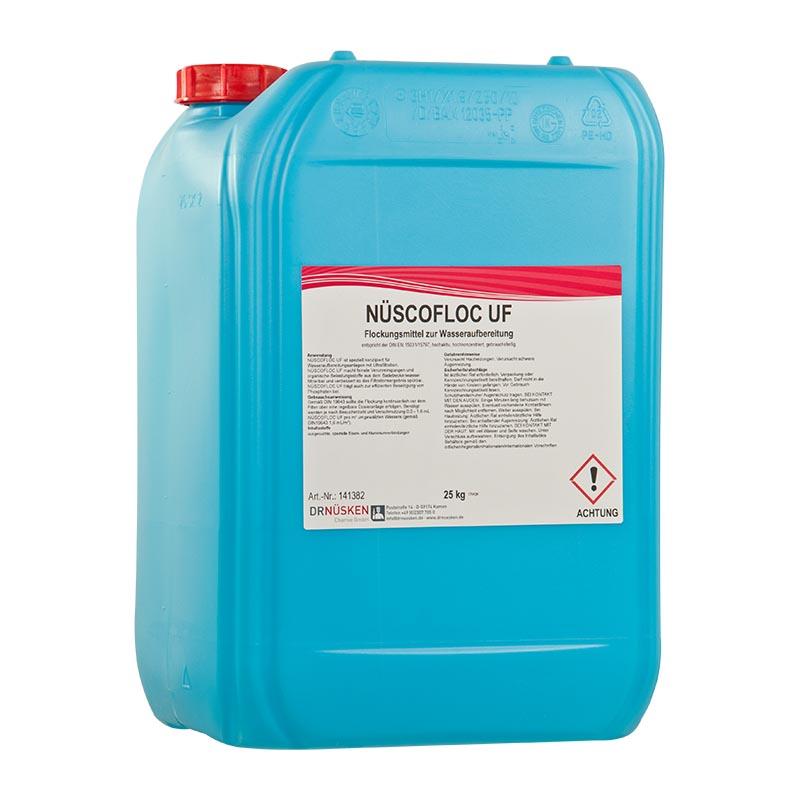 Nüscofloc UF  Flockungsmittel für Ultrafiltrationsanlagen
