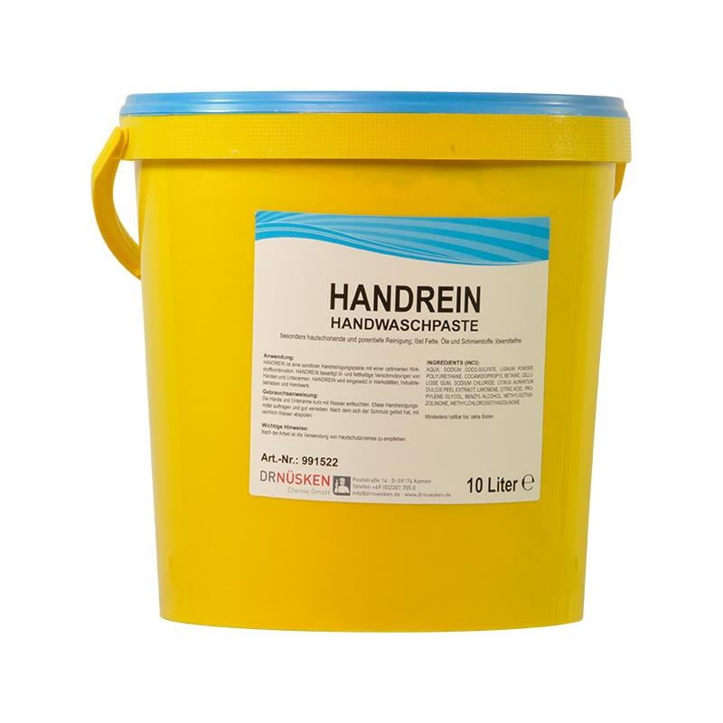 Handreiniger Handwaschpsate für den Werkstateinsatz