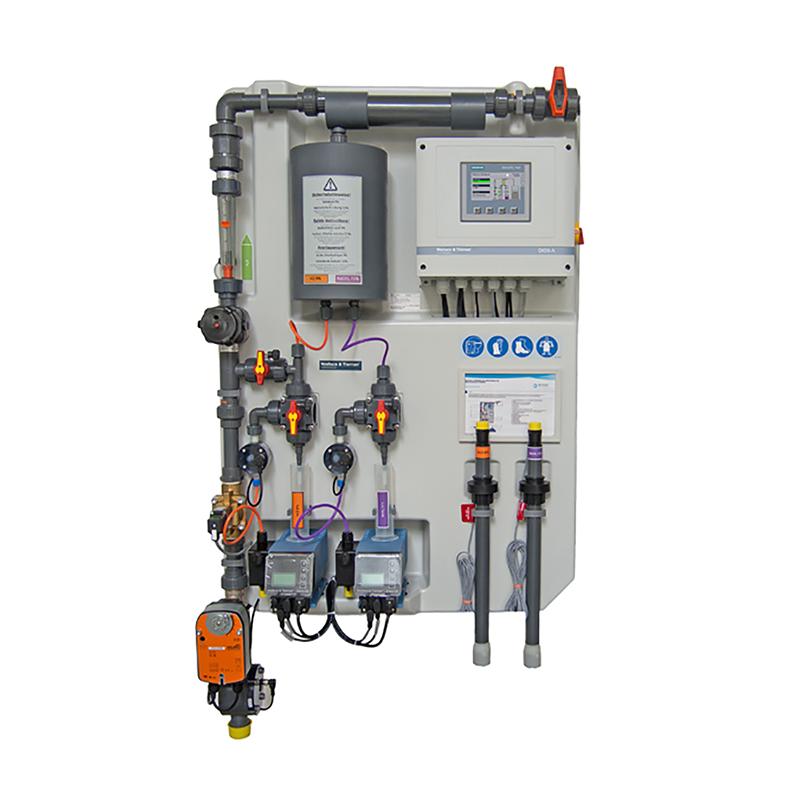Chlordioxid-Anlage DIOX-A50