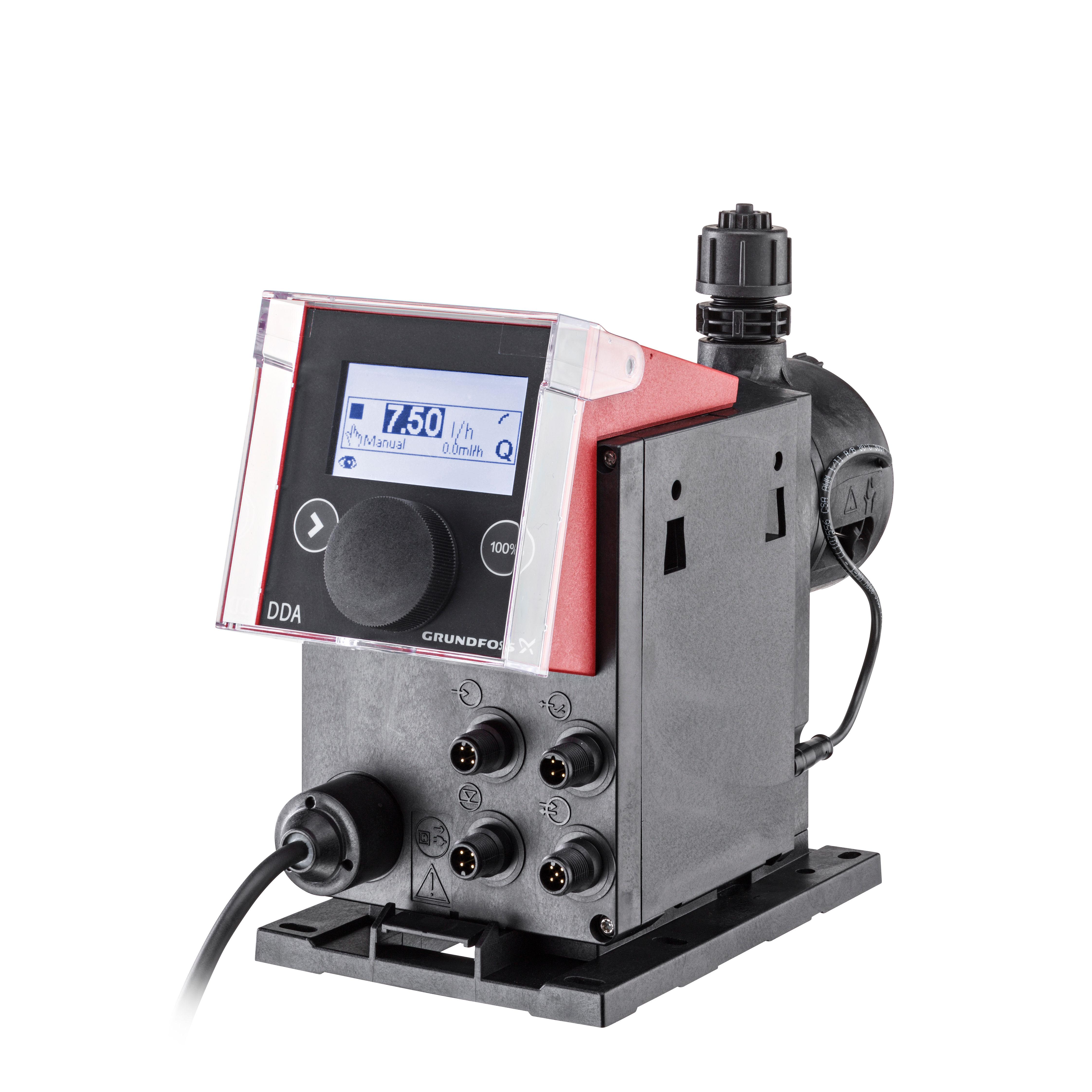 Grundfos DDA 200-4 FCM Schrittmotorpumpe
