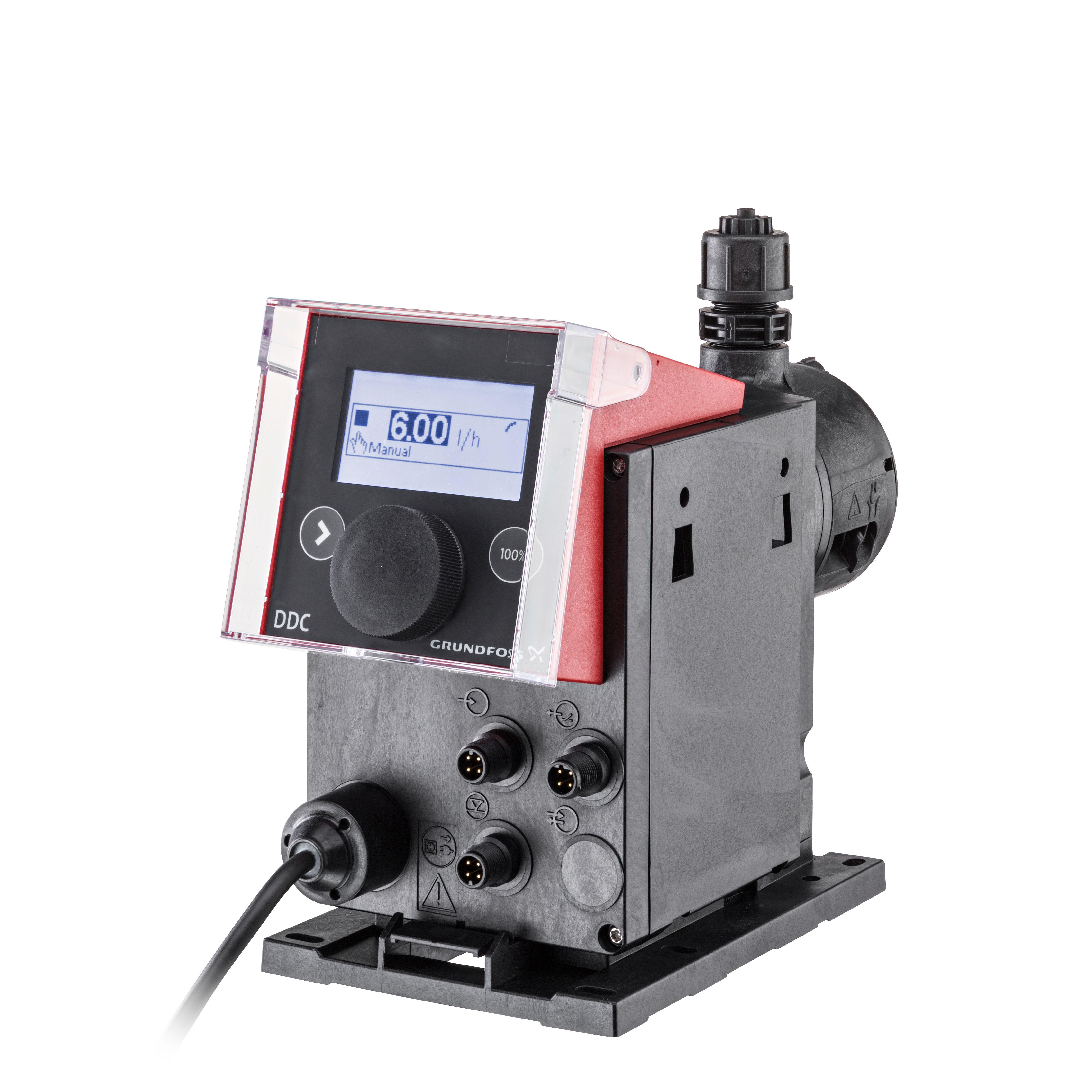 Grundfos DDC 9-7 AR Schrittmotorpumpe