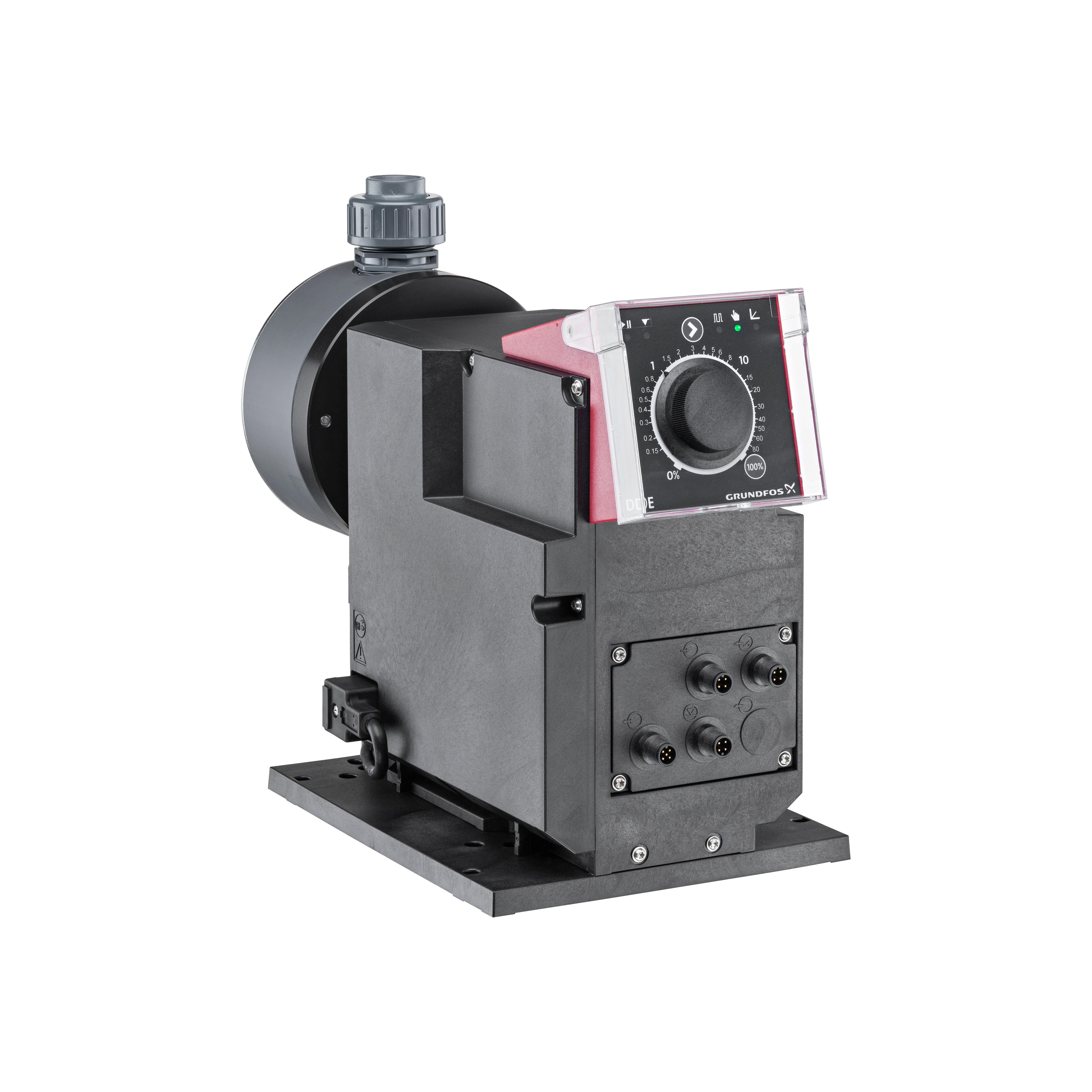 Grundfos DDE 60-10 AR Schrittmotorpumpe