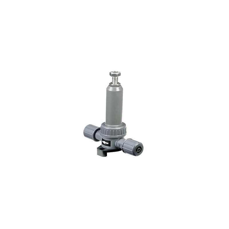 Jesco-Druckhalteventil PVC