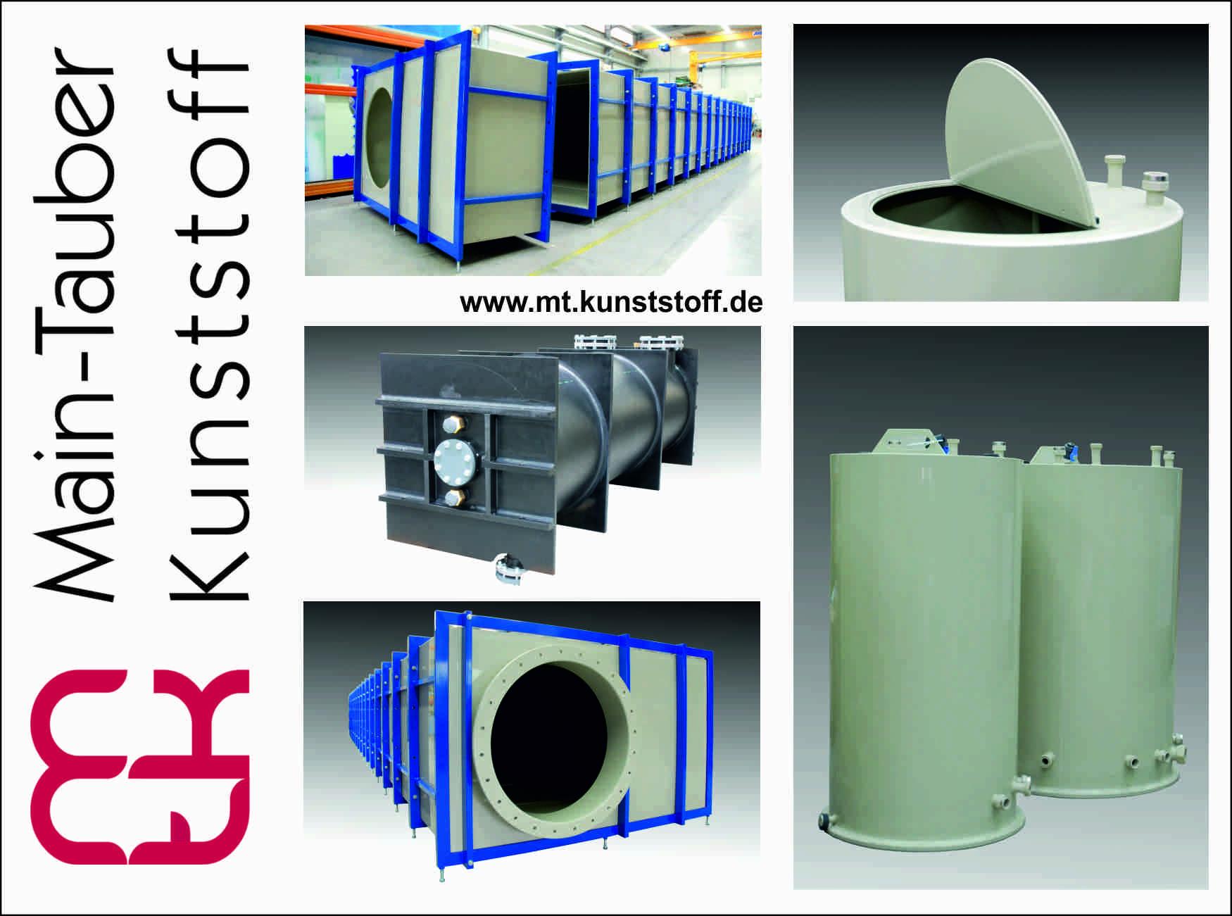 Spülwasserspeicher individuell gebaut
