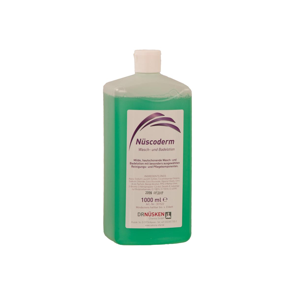 Nüscoderm Wasch- und Badelotion