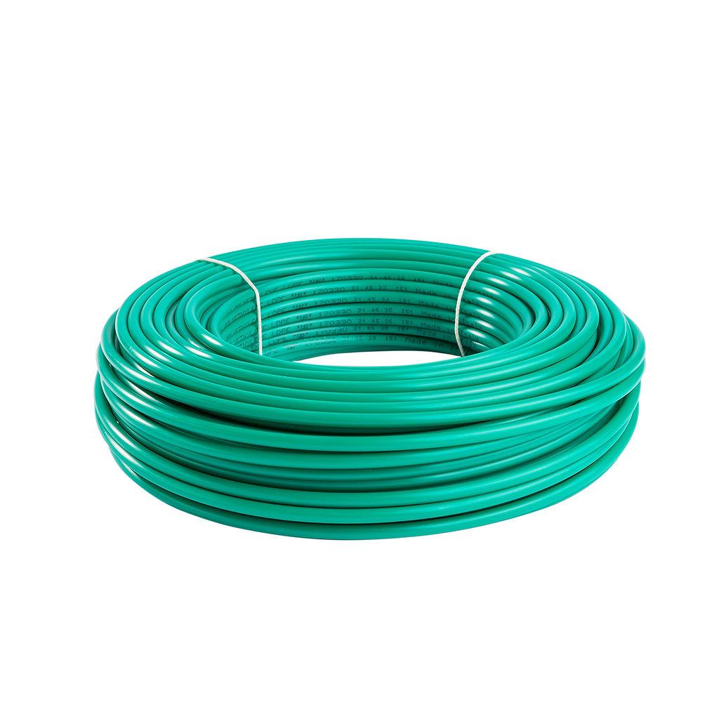 100 Meter Dosierschlauch grün 6/4×1 mm