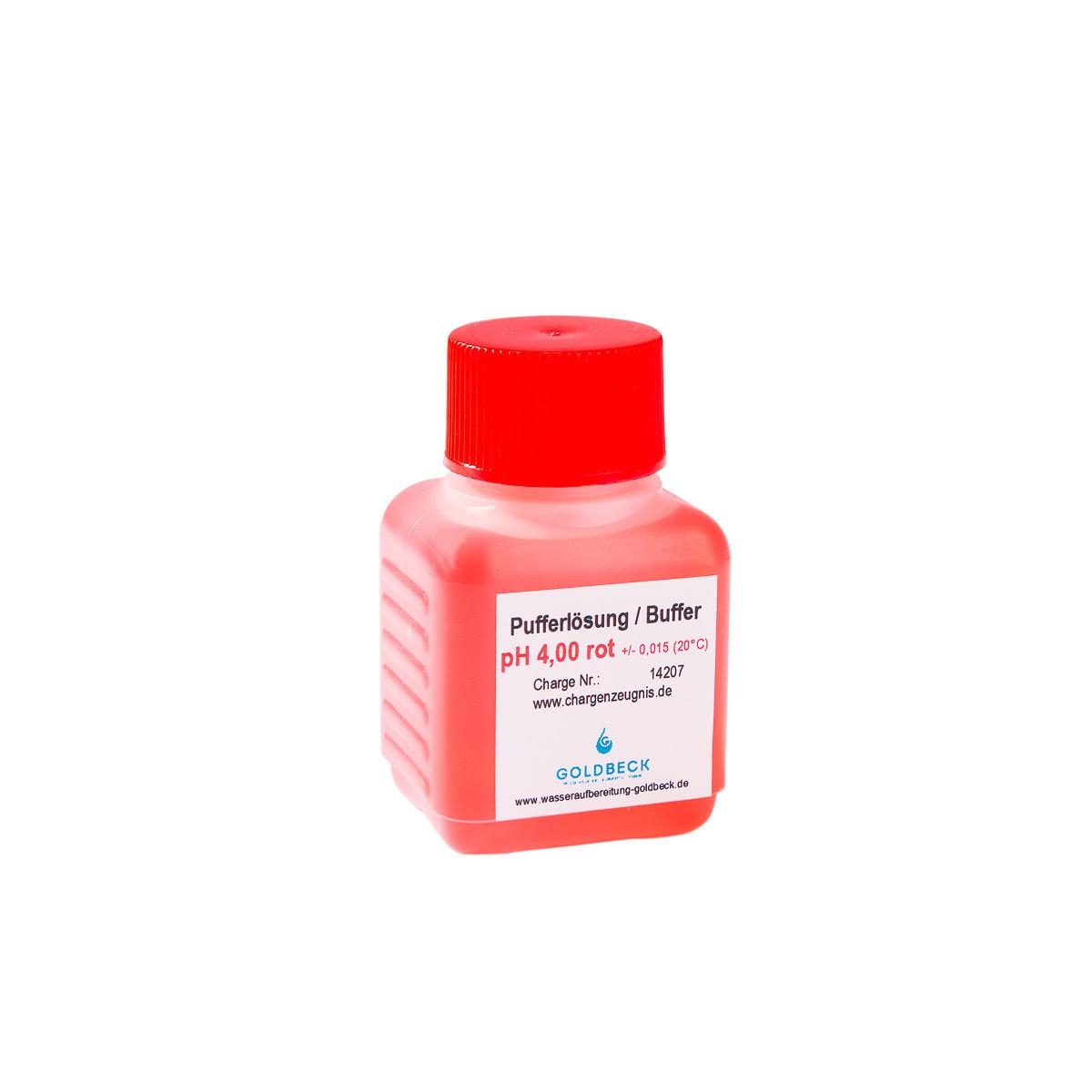 Pufferlösung pH 4
