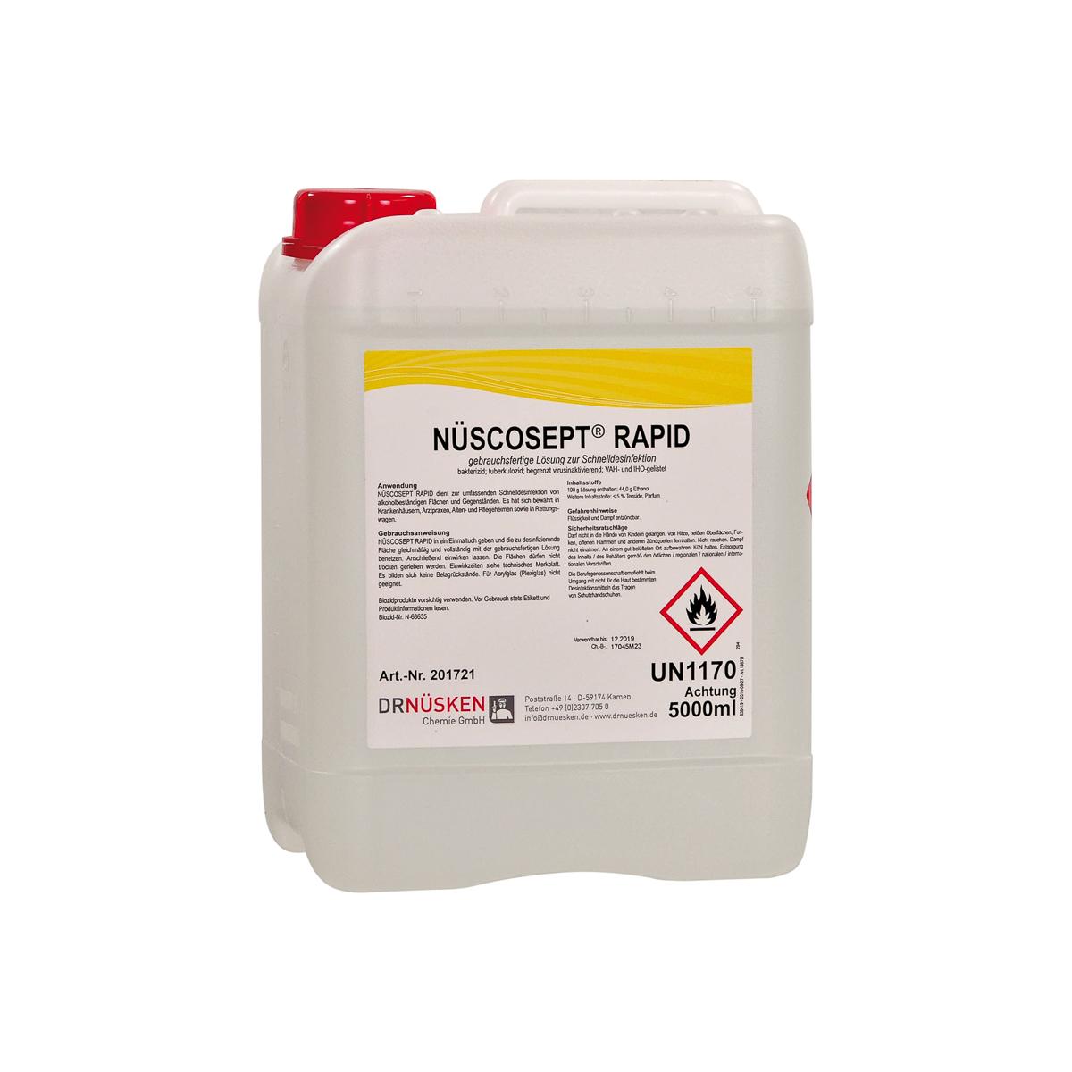 Nüscosept® Rapid 5 Liter