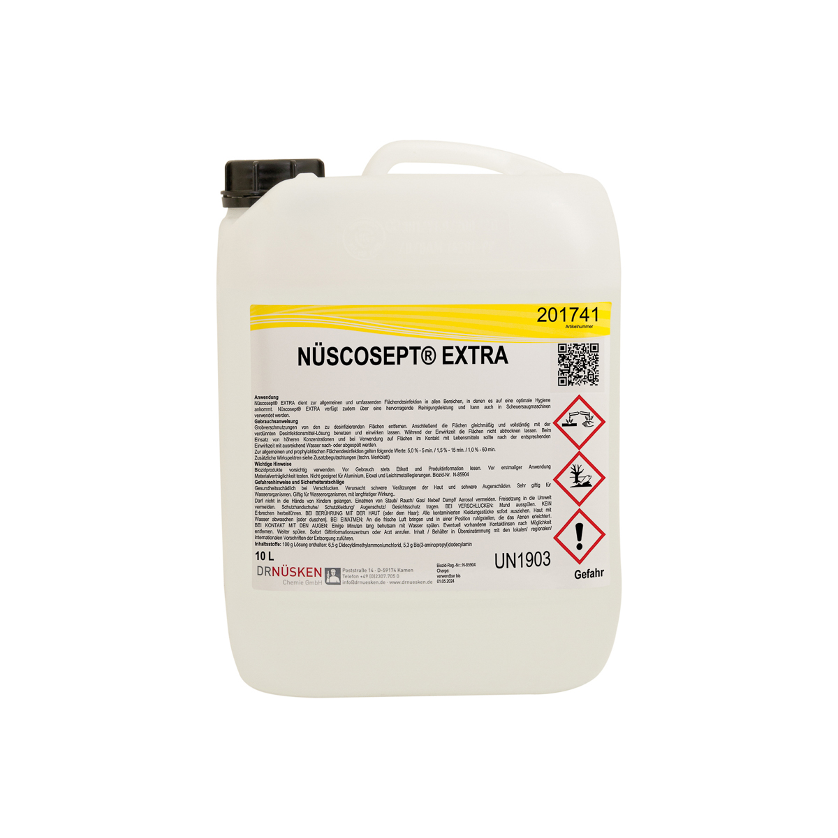 Nüscosept® EXTRA 10 Liter