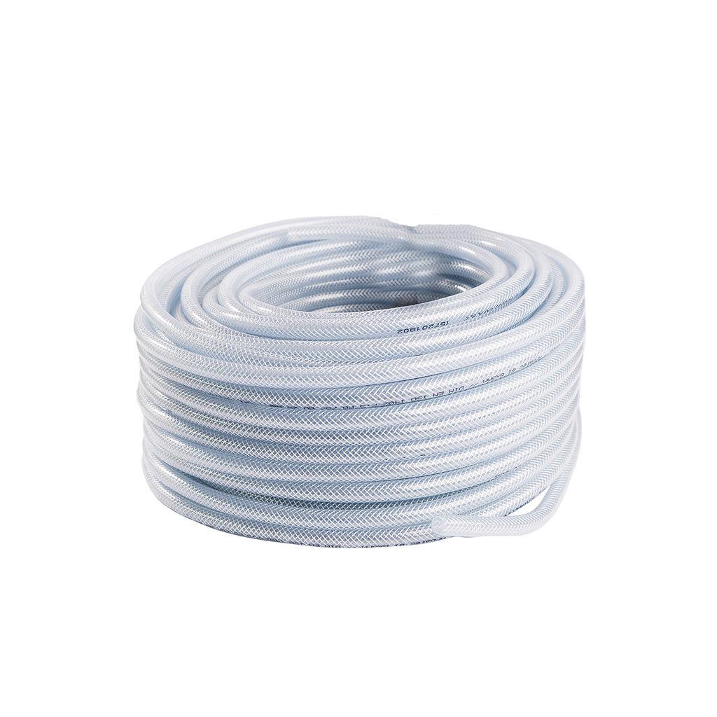 50 Meter Dosierschlauch PVC Gewebeverstärkt 6 x 12mm