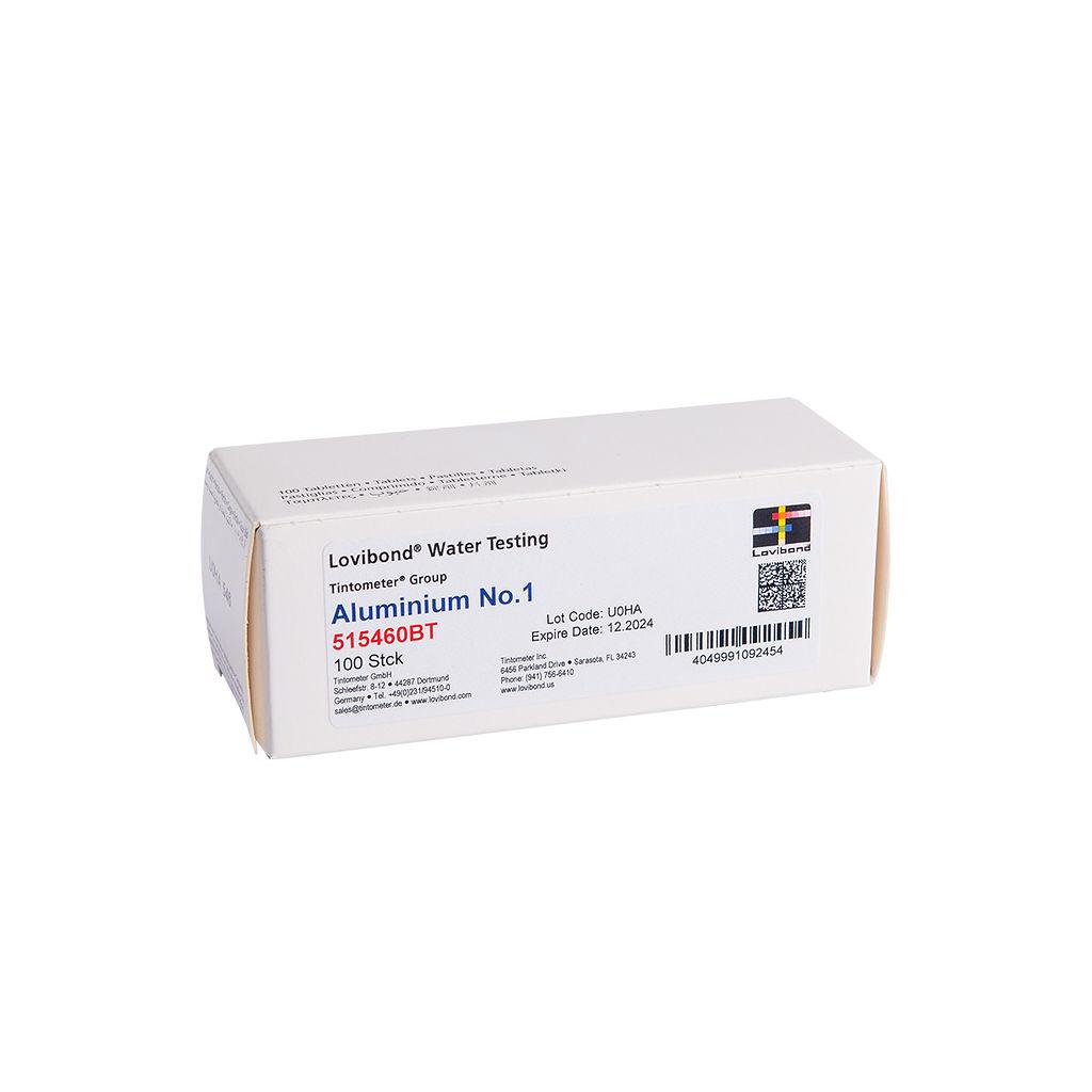 Aluminium No.1 Tabletten