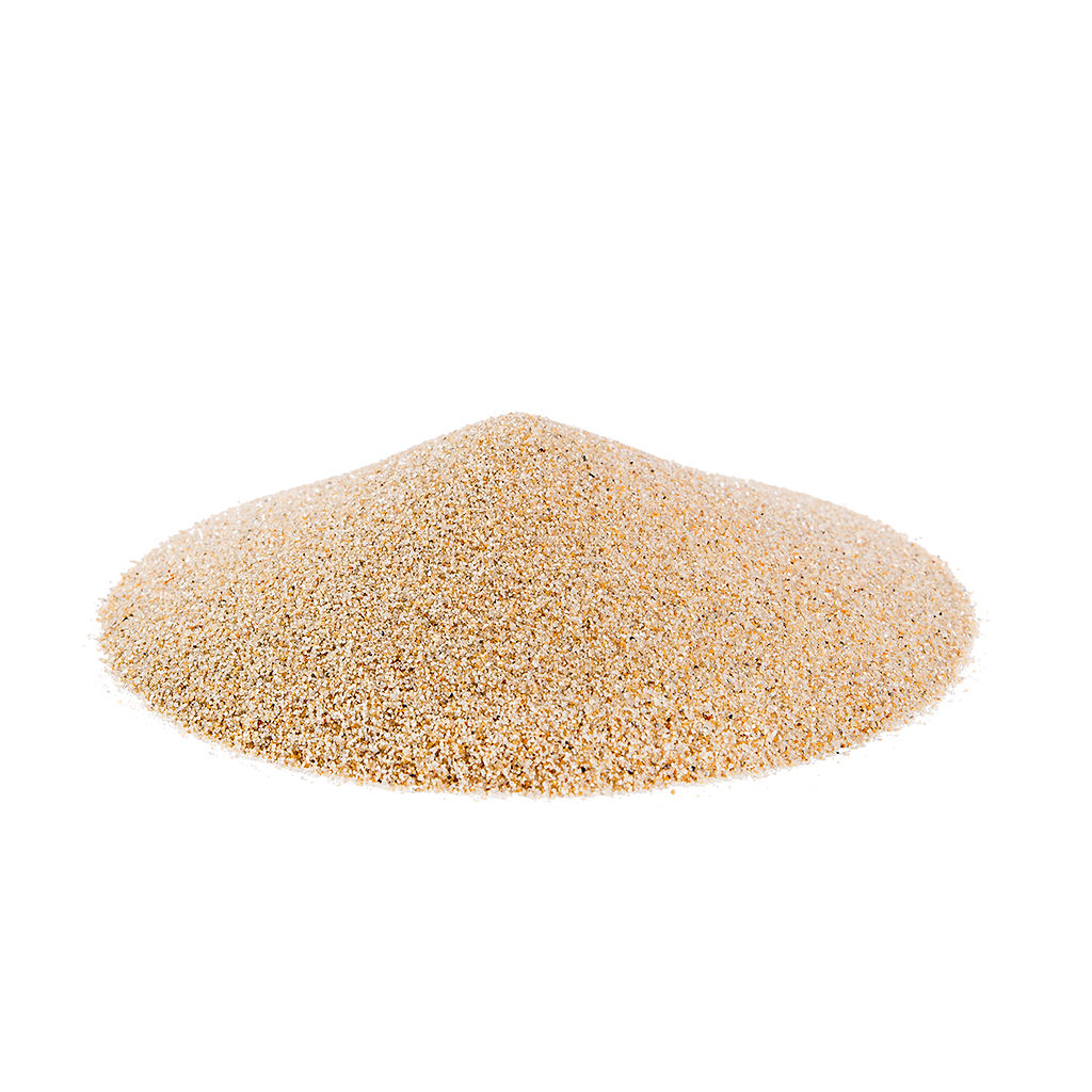 Filtersand Körnung: 0,63-1,00mm